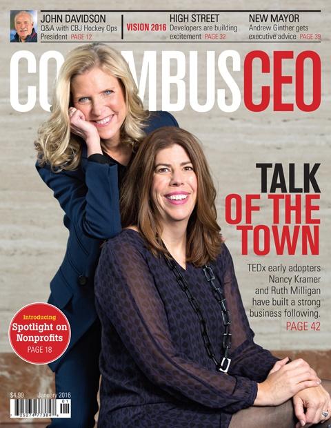 Columbus CEO magazine