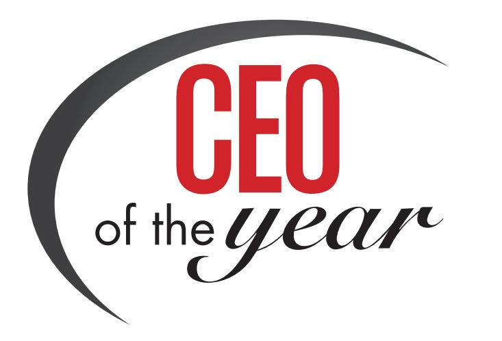 CEO of the Year logo